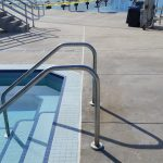 water proofing pool