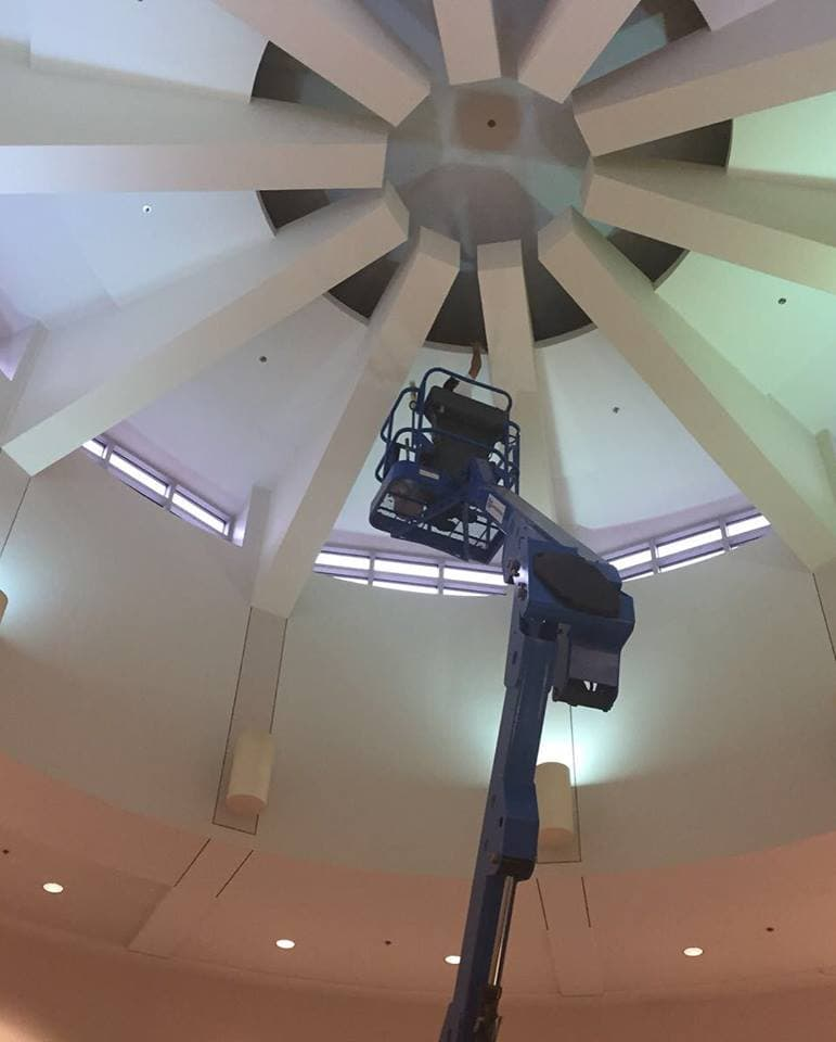 Interior Commercial Painting Contractor Jacksonville