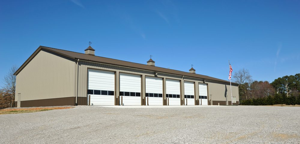 Best Way to Repaint a Metal Commercial Building