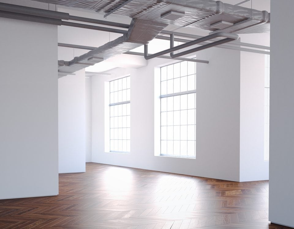 The Pros and Cons of an Industrial Interior Painting Project