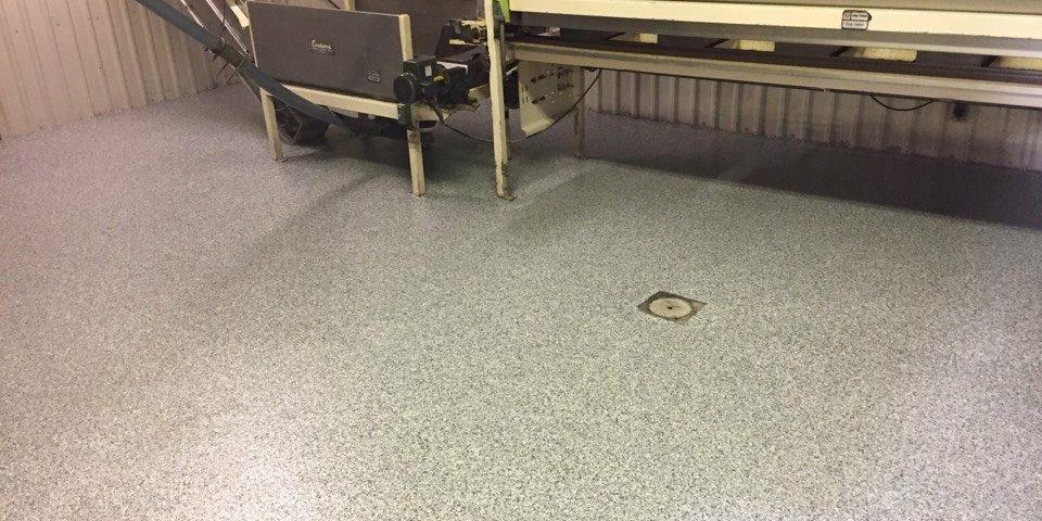 Difference Between Polyurea and Epoxy Floor Coating