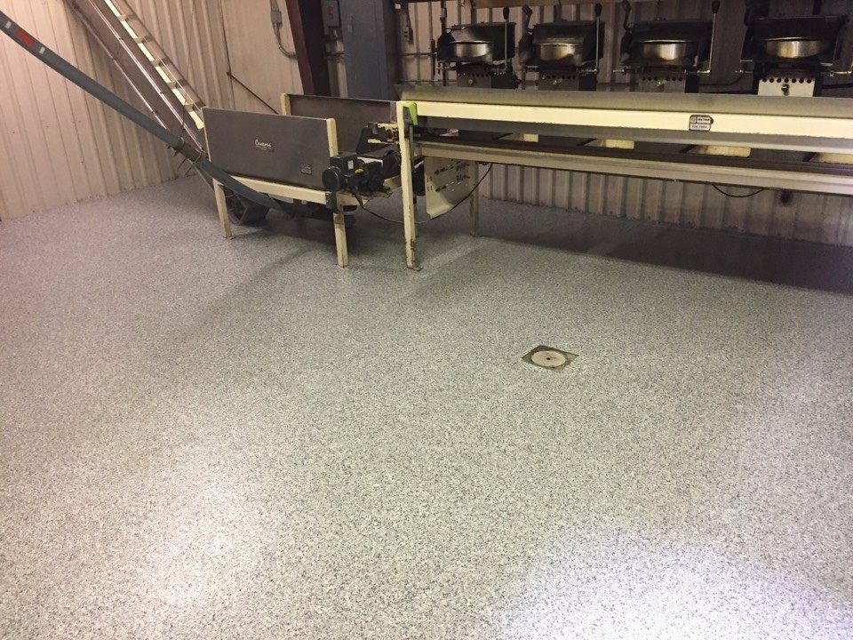 Difference Between Polyurea and Epoxy Floor Coating