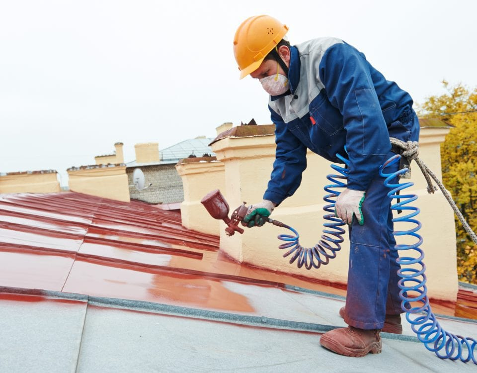 Why Your Commercial Building Needs a Roof Coating